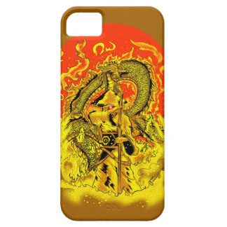 Relentless Fire Mage iPhone 5 Case