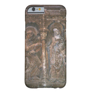 Relief from a capital depicting the Annunciation ( iPhone 6 Case