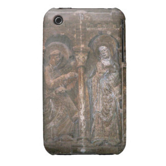 Relief from a capital depicting the Annunciation ( iPhone 3 Case