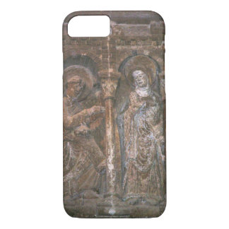 Relief from a capital depicting the Annunciation ( iPhone 7 Case
