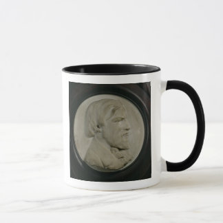 Relief medallion of Frederic Ozanam Mug
