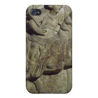 Relief of Epona, Gaulish goddess iPhone 4/4S Cases