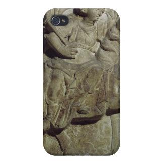 Relief of Epona, Gaulish goddess iPhone 4 Case