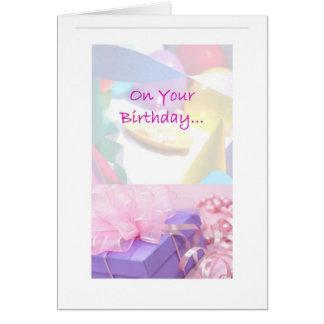 Relief Society Birthday Card