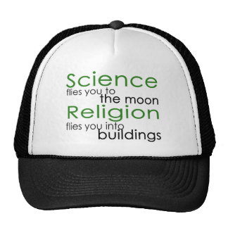Religion and Science Cap