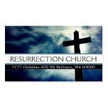 Religion, Christian, Pastor Business Card