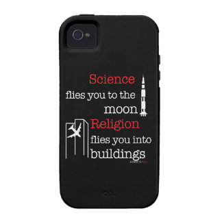 Religion Flies You Into Buildings Vibe iPhone 4 Covers
