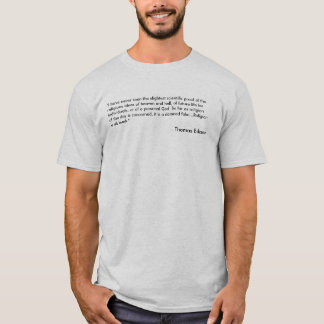 Religion is all bunk T-Shirt