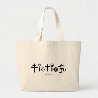 Religion is Fiction Canvas Bag