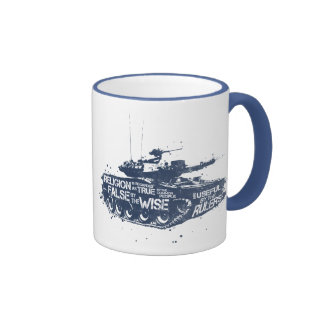 Religion is Regarded Coffee Mugs