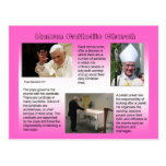 Religion, Roman Catholic Church, Leadership Post Cards