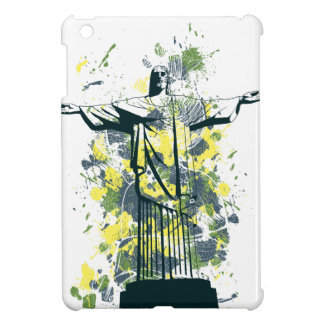 religion statue iPad mini cases