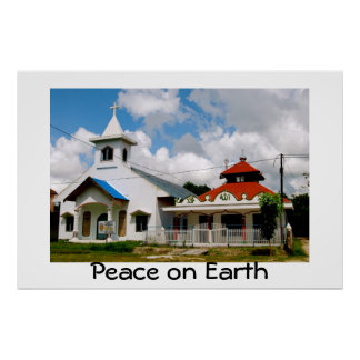 Religions Peaceful Neighbors poster