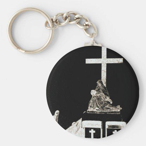 Religious #1 Keychain