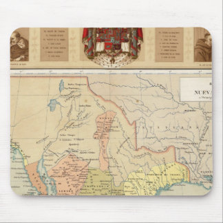 Religious and Secular Figures of Mexico Mouse Pad