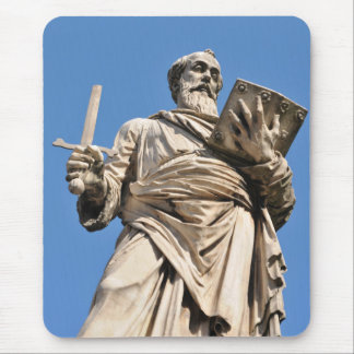 Religious architecture in Vatican, Rome, Italy Mouse Pad