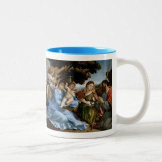 Religious Art mugs