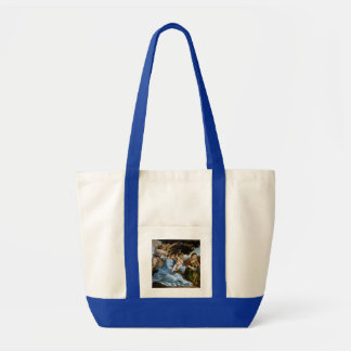 Religious Art tote bags