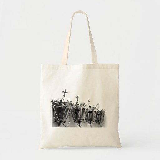 Religious artifacts canvas bags