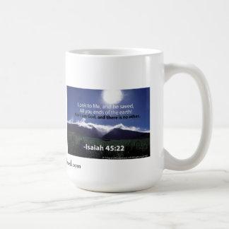Religious Basic White Mug