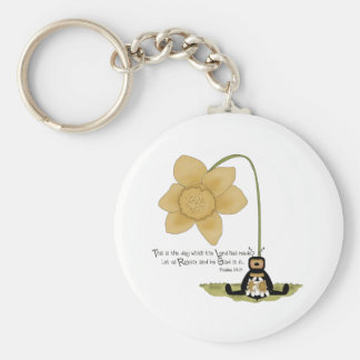 Religious Bee Key Chains