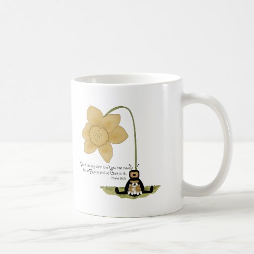 Religious Bee Mugs
