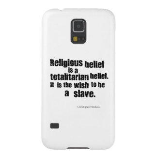 Religious Belief is a Totalitarian Belief. Galaxy Nexus Cover