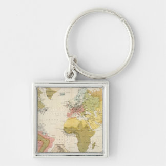 Religious belief keychains
