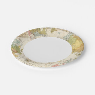 Religious belief 7 inch paper plate