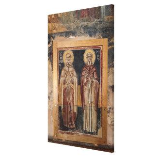Religious Christian Art Canvas Print