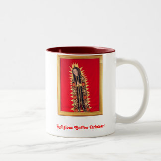 Religious Coffee Two-Tone Mug