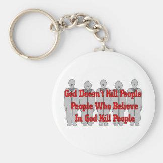 Religious Crazies Key Chains