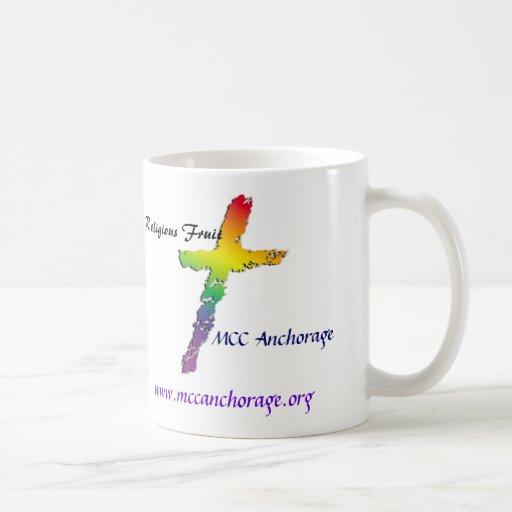 Religious Fruit Mug