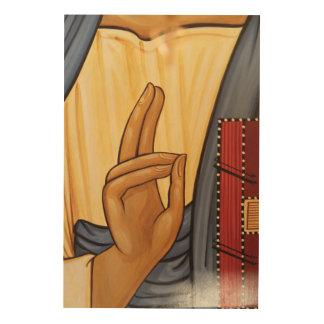 Religious Hand Signal Art