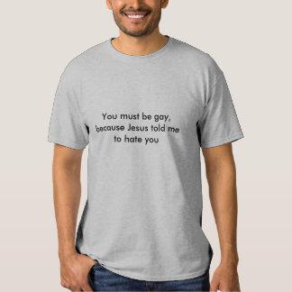 religious, humorous, edgy, provacative tshirt
