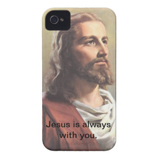 Religious jesus iPhone case Case-Mate iPhone 4 Case