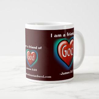 Religious Jumbo Mug