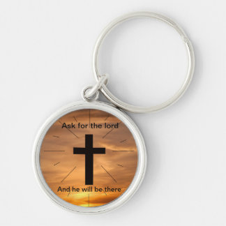 religious keychain