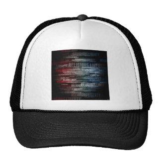 Religious Liberty Mesh Hats