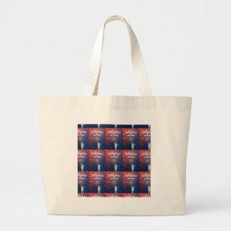 Religious Liberty Jumbo Tote Bag
