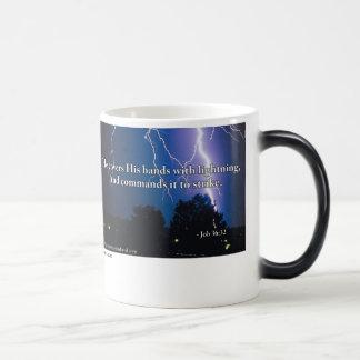 Religious Morphing Mug