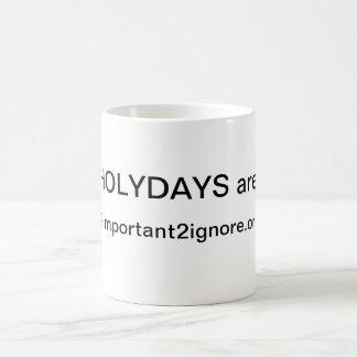 Religious Observance Mug