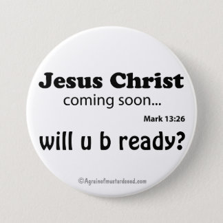 Religious Quotes 7.5 Cm Round Badge