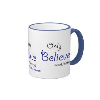 Religious Ringer Mug