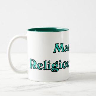 Religious Studies Two-Tone Mug
