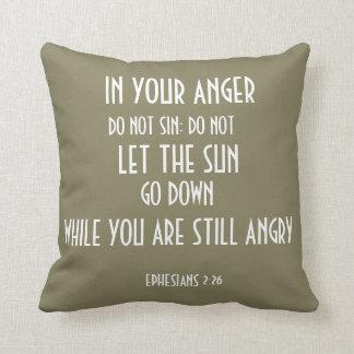 Religious Throw Pillow