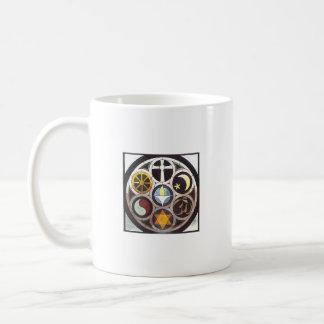 Religious Tolerance Basic White Mug