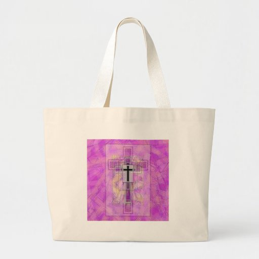 Religious Transparency. Canvas Bags