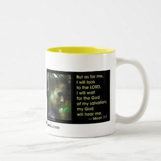 Religious Two-Tone Mug