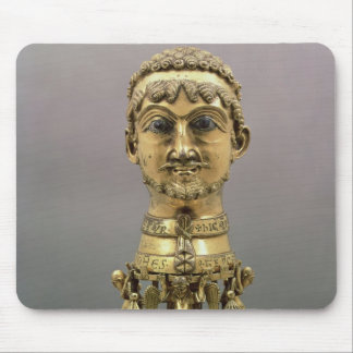 Reliquary bust of Frederick I Mouse Pad
